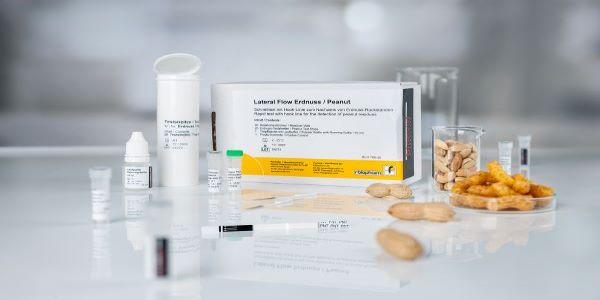 Rapid allergen testing